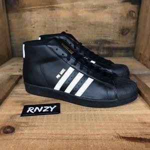 NEW Adidas Pro Model Mid Black